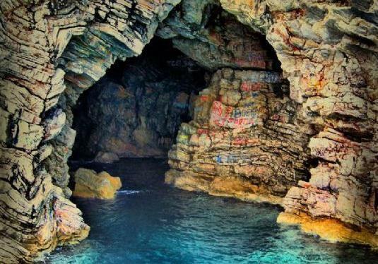 Fosforlu Mağara - ALANYA GEZİLECEK YERLER
