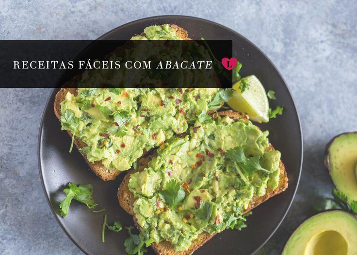 Lalá Noleto dá dicas de como preparar receitas fitness e fáceis de fazer usando abacate