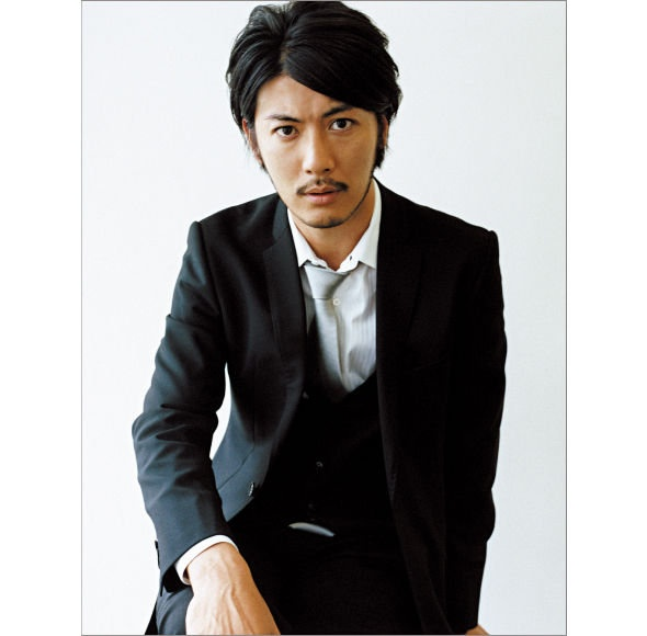 玉山鐵二Tetsyji Tamayama  Actor  1980.4.7