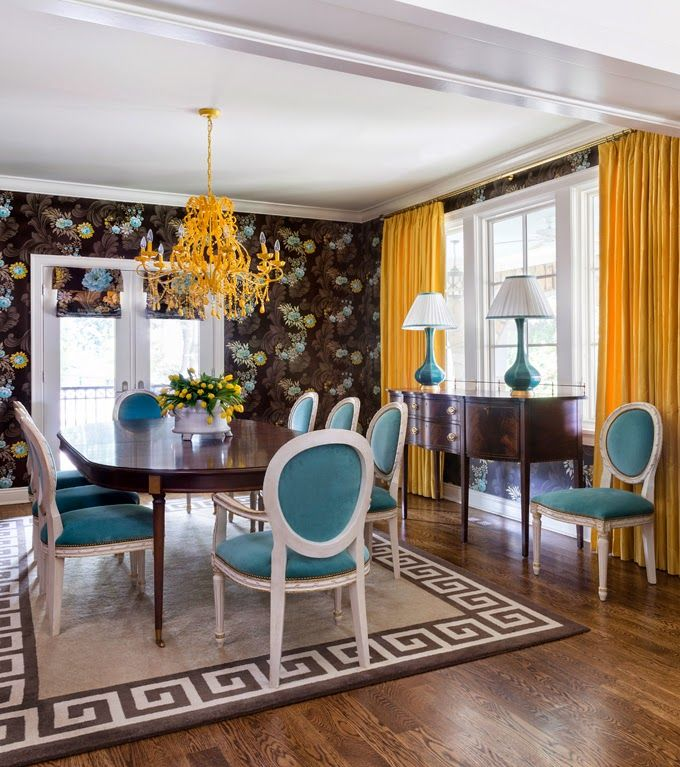 17 Best Images About Dining Room Colors On Pinterest: 17 Best Ideas About Turquoise Dining Room On Pinterest