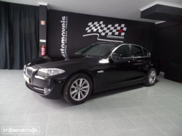 BMW 525 d preços usados
