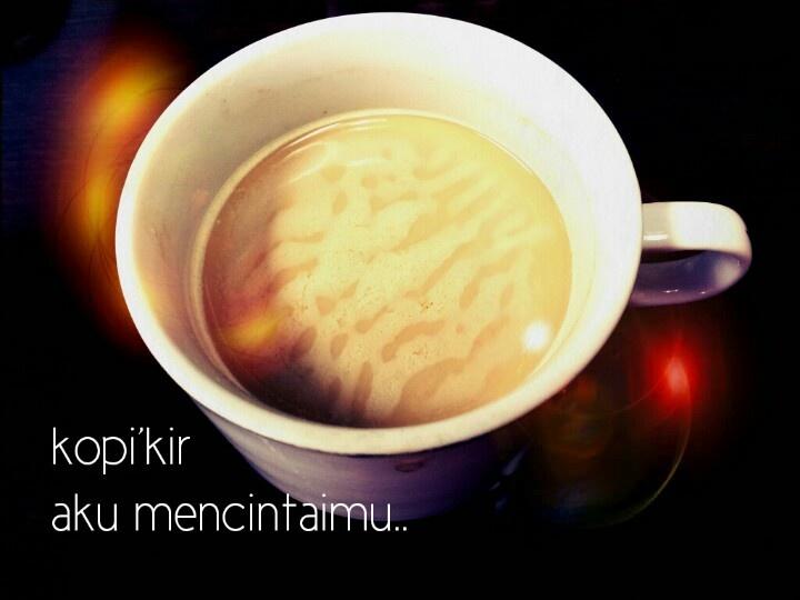 Love and Coffee Bali-Indonesia.