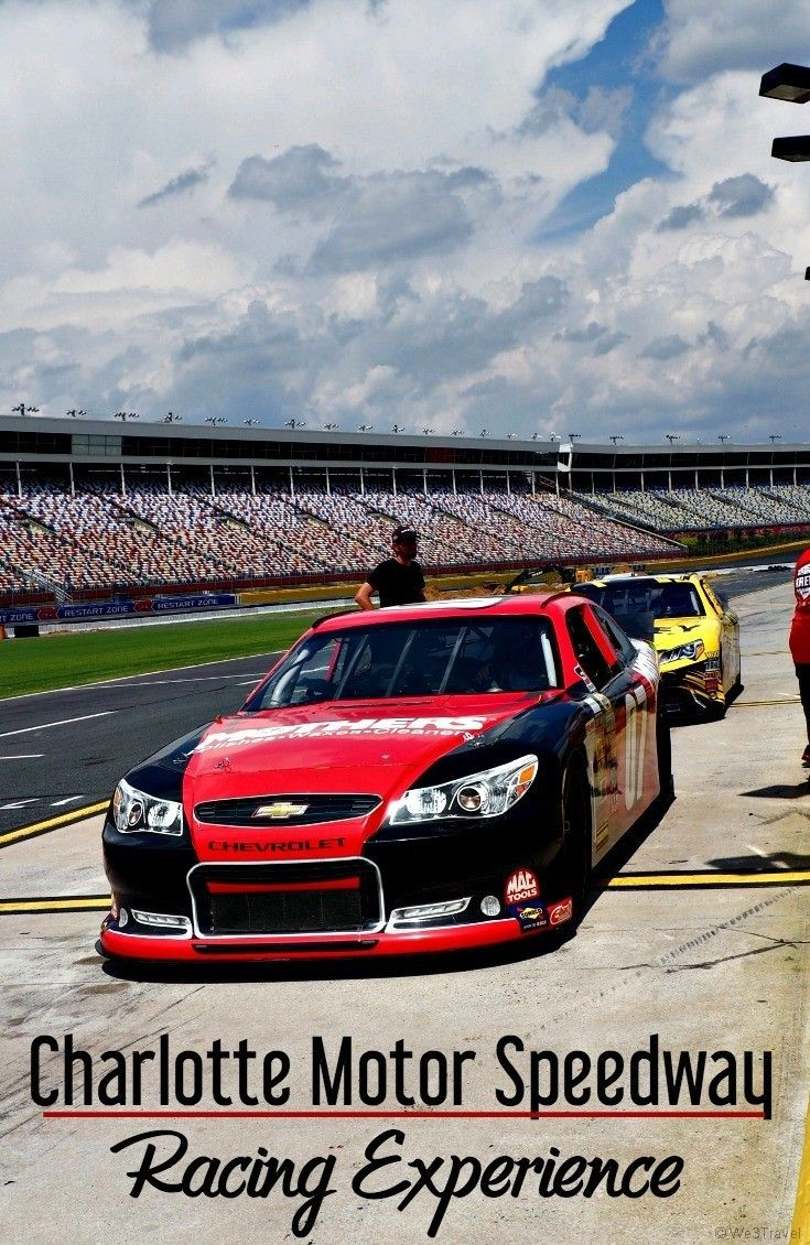 The ultimate driving experience at charlotte motor for Charlotte motor speedway museum
