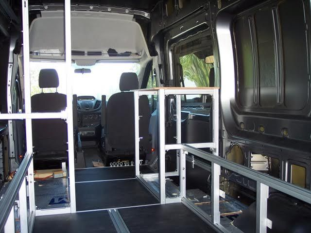 Stealth Transit Conversion Guide Rv Living