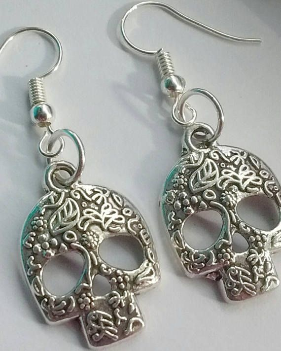 Hey, I found this really awesome Etsy listing at https://www.etsy.com/uk/listing/555510097/sugar-skull-earrings-candy-skull