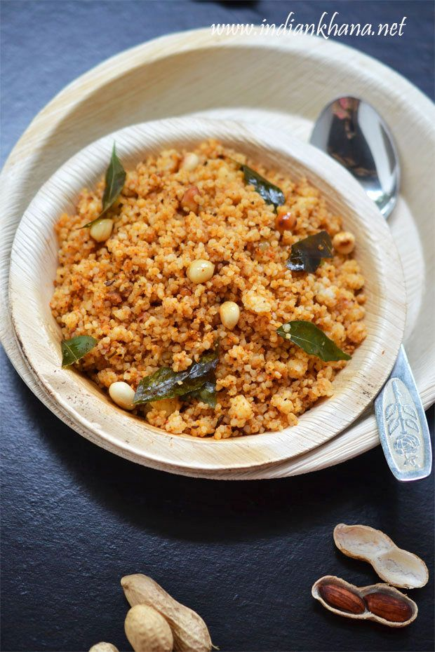 Sama (swang) peanut rice or Kuthiravali peanut rice is gluten-free, vegan and healthy recipe with millets and it's suitable for Navratri fasting or vrat