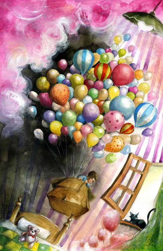 Jóvenes creadores invitan a 'Entrar en el cuento' a través de sus ilustraciones en la sala Los Lavaderos ilustración de Leticia Zamora