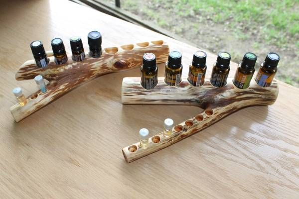 Essential Oils display rack