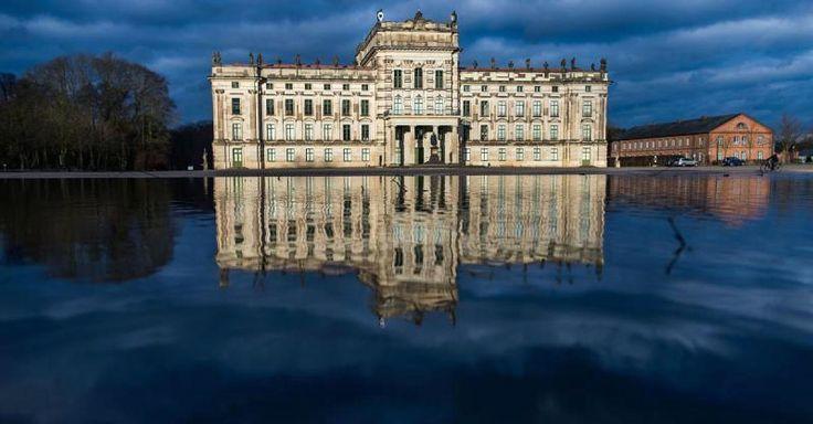 Focus.de - Ostflügel von Schloss Ludwigslust wird wiedereröffnet