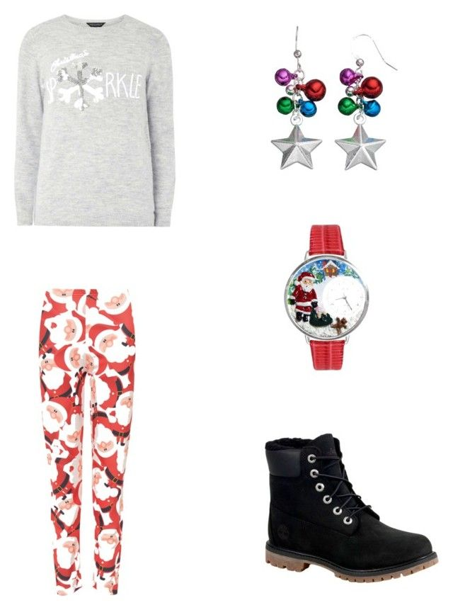 Bez tytułu #63 by wiki208 on Polyvore featuring moda, Dorothy Perkins, WearAll and Timberland