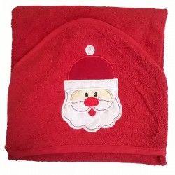 #Cape de bain #bébé #Noël