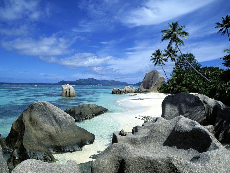 La Digue; Seychelles
