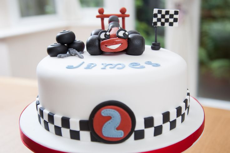 Racing car for that special little boy