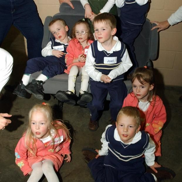 mccaughey septuplets turn 16 | 1st surviving septuplets 16, enjoy 'normal' lives - WOW!
