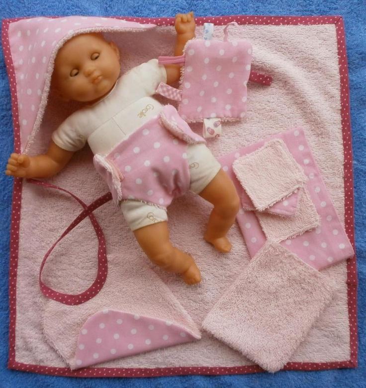 MCL Poupées - vêtements pour les poupées et les poupons                                                                                                                                                                                 Plus