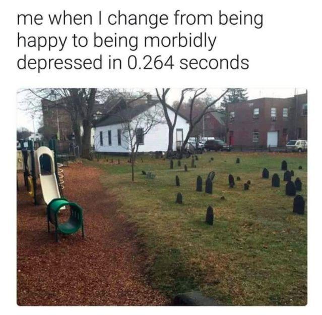 20 Meme, die die peinlichen Symptome einer Depress…