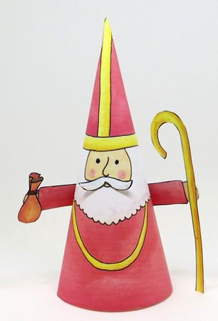 34 best st nicholas crafts images on pinterest saint