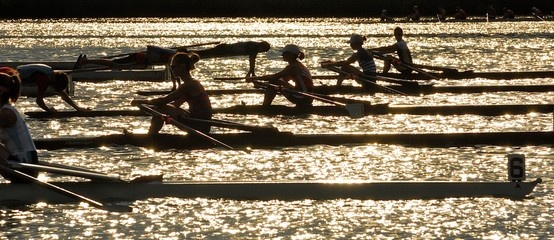 H - Henley. Experience The Royal Canadian Henley Rowing Regatta in Port Dalhousie