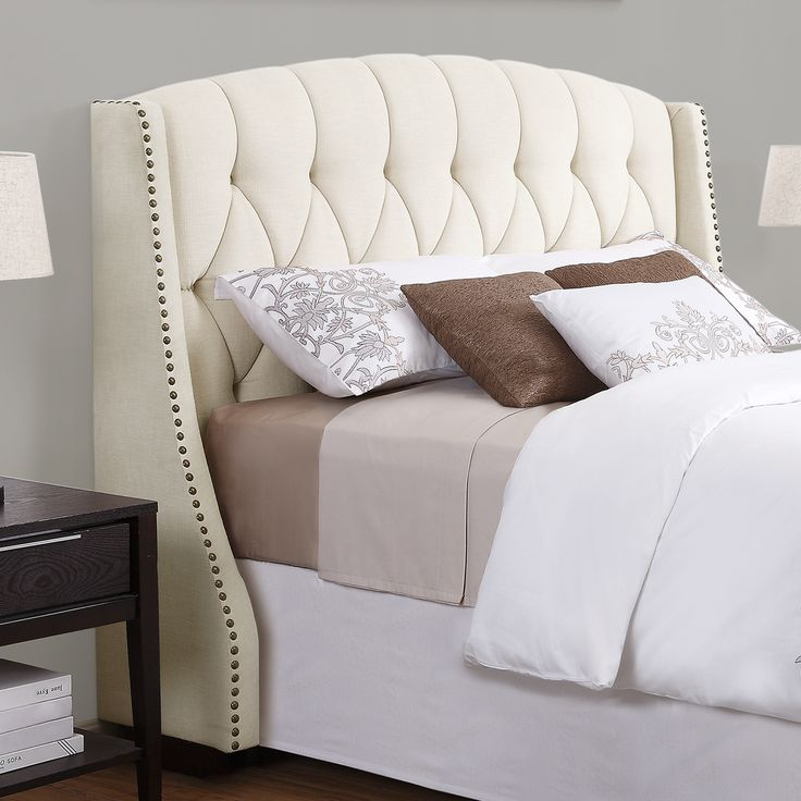 Dorel Living Upholstered Headboard & Reviews | Wayfair