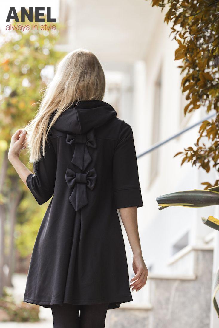 Πανέμορφα γυναικεία παλτό από τη χειμερινή κολεξιόν της ANEL Fashion στις πιο απίθανες τιμές!