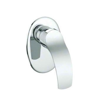 Wave® Concealed Shower or Bath Mixer    Features:    Solid brass construction.  Ceramic discs.  Suitable for mains pressure.