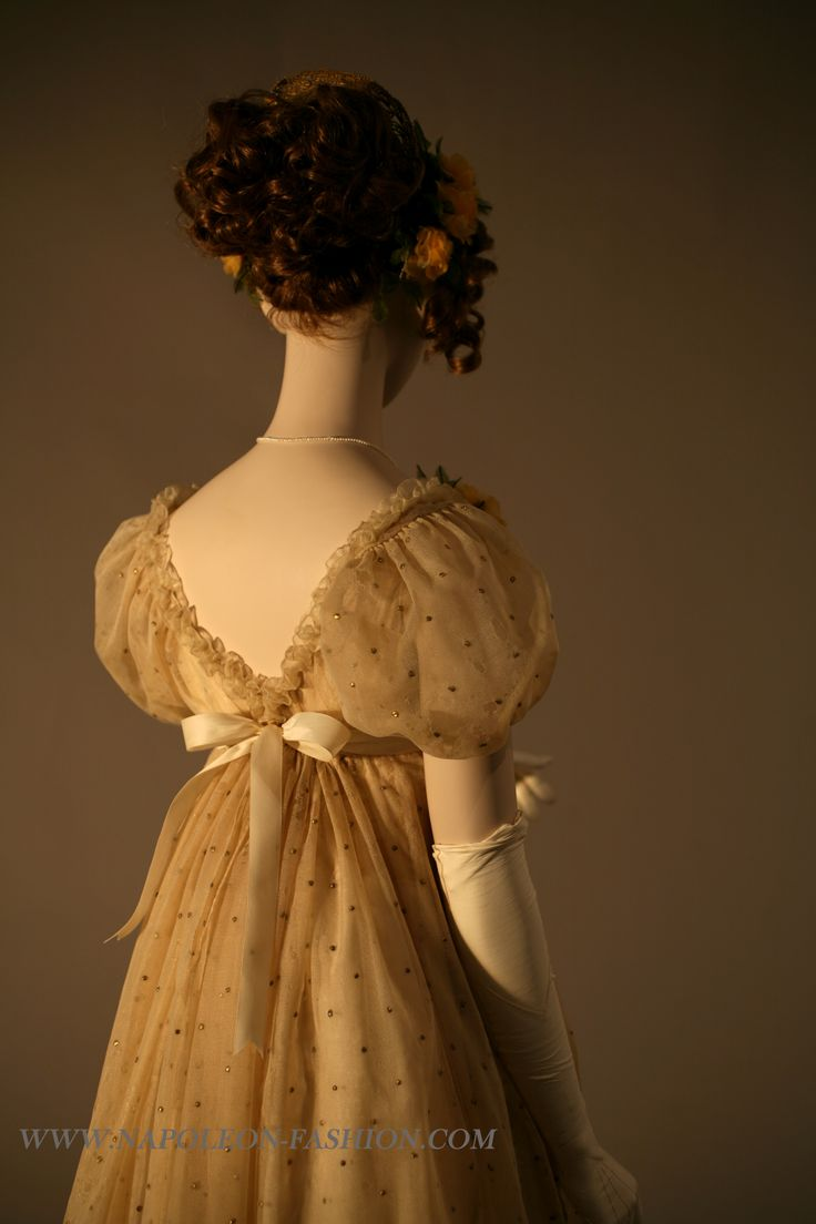 """Hortense"" from the exhibition ""Napoleon and the Empire of Fashion""."