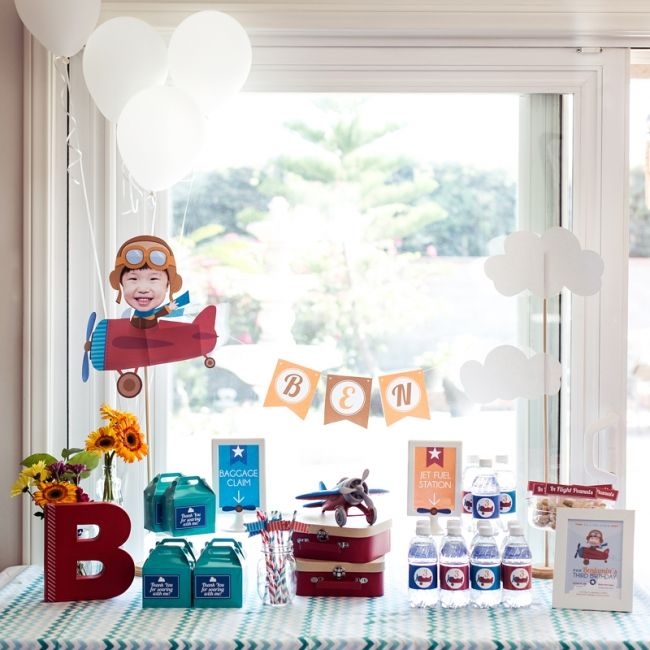 Top 25 Ideas About Airplane Party Favors On Pinterest
