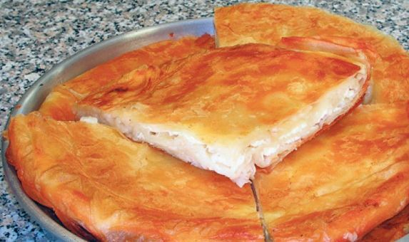 Burek is the best pastry in the world! It's made of pastries filled  with ground meat, cheese or spinach and it's found in the cuisines of  ...