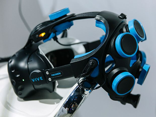 14 best tech advances images on pinterest startup neurable unveils the worlds first brain controlled vr game fandeluxe Images