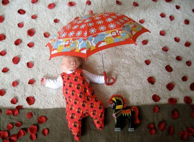 O que faz uma publicitária em sua licença maternidade? -> http://ale.pt/rrNF0T