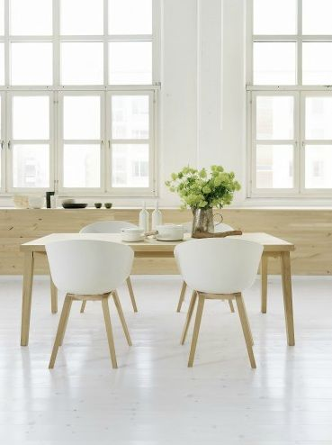 skandinávský jídelní stůl - Hledat Googlem