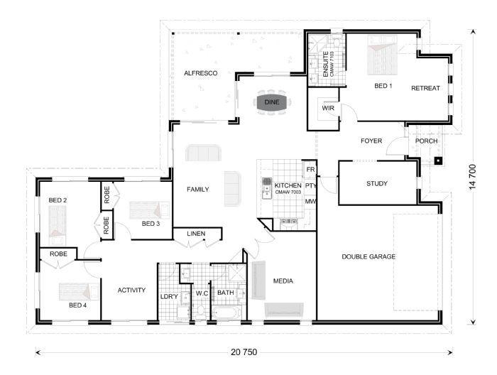 Coolum 247, Our Designs, South Australia Builder, GJ Gardner Homes South Australia