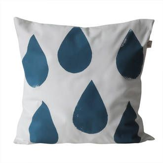 Fine Little Day Drops cushion cover $69 - Perch Home