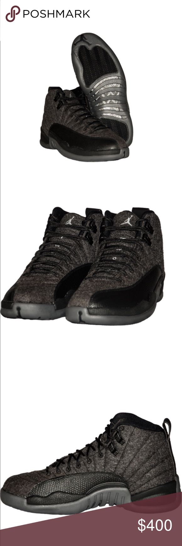 Air Jordan 12 Retro Wool Size 8.5 retro jordans brand new, never been worn before . 100% authentic Jordan Shoes Sneakers