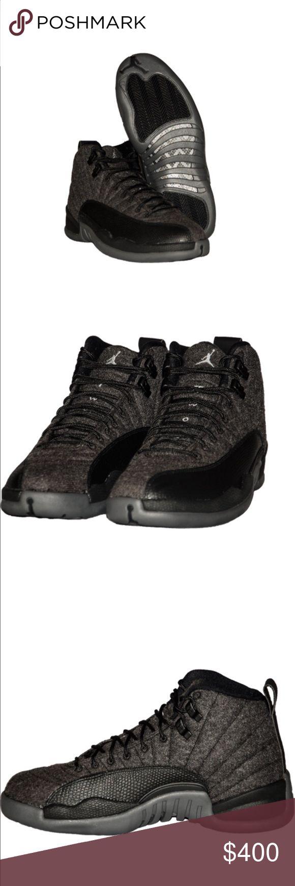 Air Jordan 12 Retro Wool Size 8.5 retro jordans brand new, never been worn before . 100% authentic Jordan Shoes Sneakers