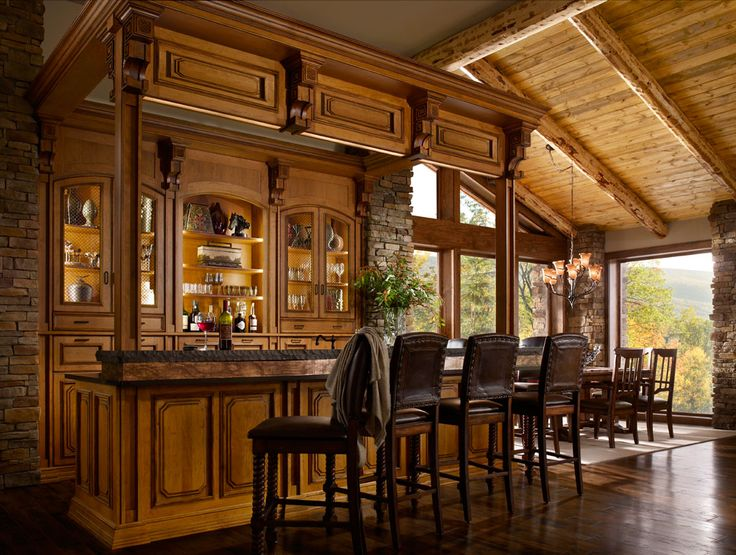 For over 60 years, Wood-Mode has been widely recognized for excellence in cabinet design, material selection, construction and finishes. Hand crafted by their dedicated craftspeople, using o...
