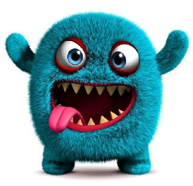 monsters cute monster cartoon scary characters avatar dojo happy creature 3d afbeeldingsresultaat voor avatars class funny character medium explore ugly