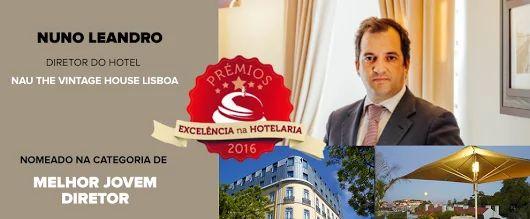 Diretor do The Vintage House Lisboa está nomeado para Melhor Jovem Diretor pela ADHP