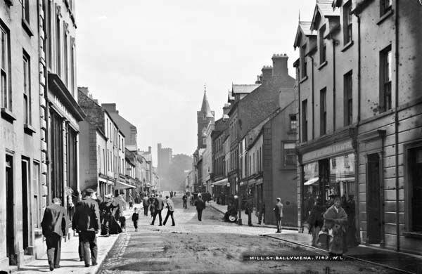 Mill Street, Ballymena, Co. Antrim
