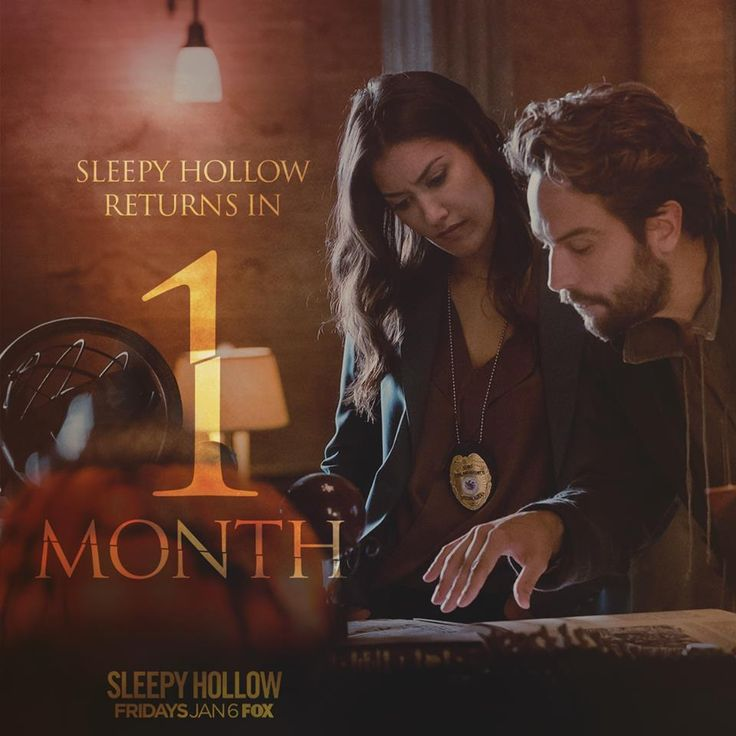 Sleepy hollow return date in Melbourne