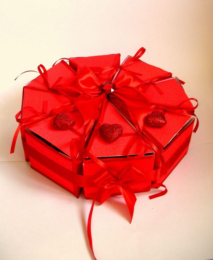 То, что я люблю!: Яркий страстный красный с наполнением из 8 сортов ...