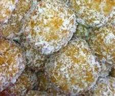 Recipe Apricot Balls by arwen.thermomix - Recipe of category Desserts