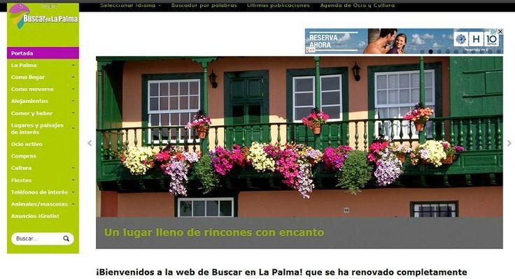 Balcones de La Avenida Marítima en Santa Cruz de La Palma. Isla de #laPalma #canarias