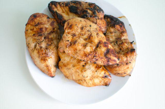 Grilled Asian Chicken Marinade