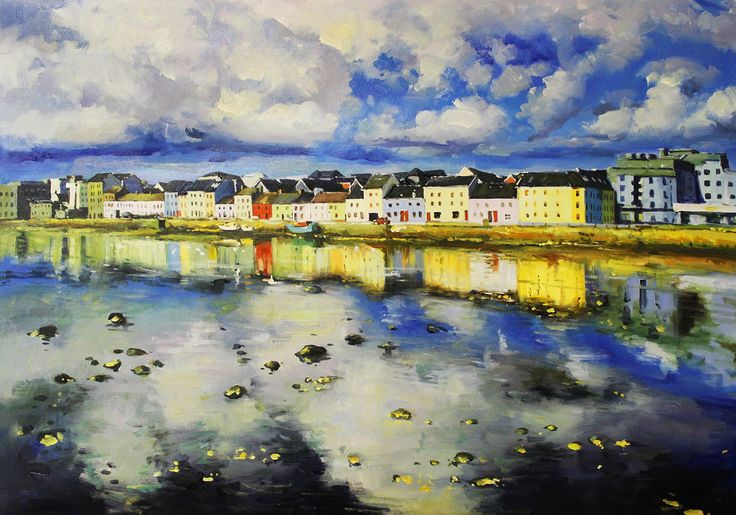 Long Walk Reflections, Galway