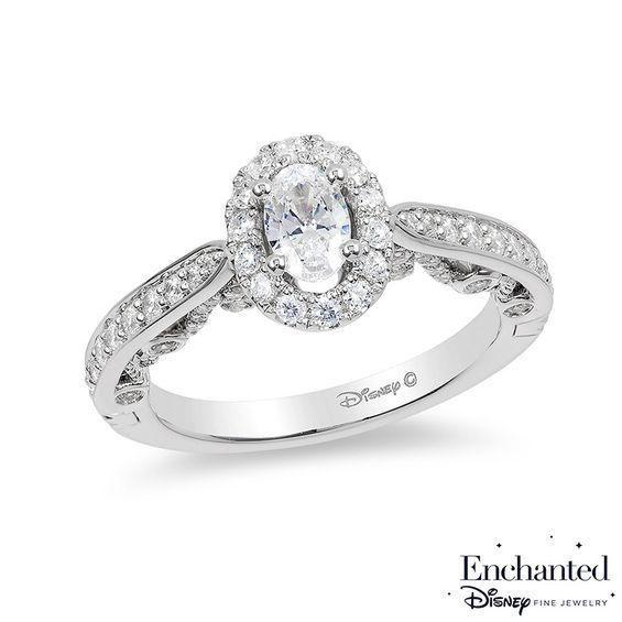 25 Zales Enchanted Disney Ring Collection Weddingtopia Disney Engagement Rings Unique Engagement Rings Big Engagement Rings