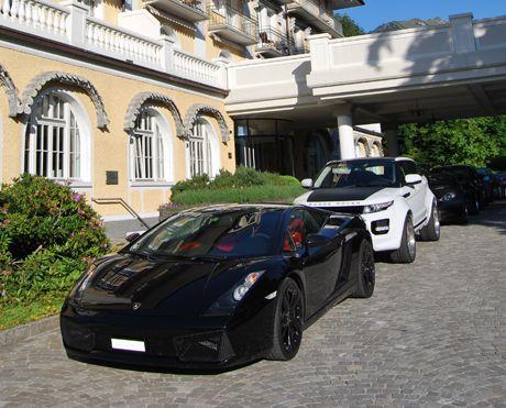 Edel & Stark Luxus-Autovermietung - GF Luxury
