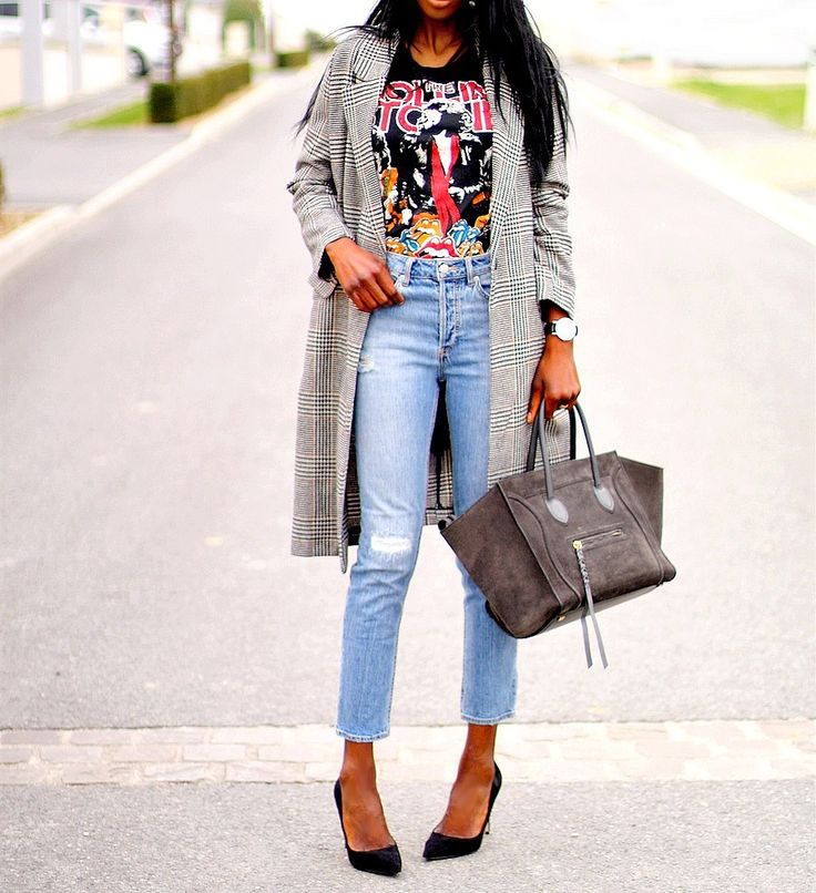 Printed tee, band tee, Rolling Stones t-shirt