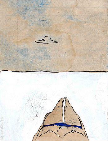 Piccolo libro azzurro by Cristina Gardumi, 2014