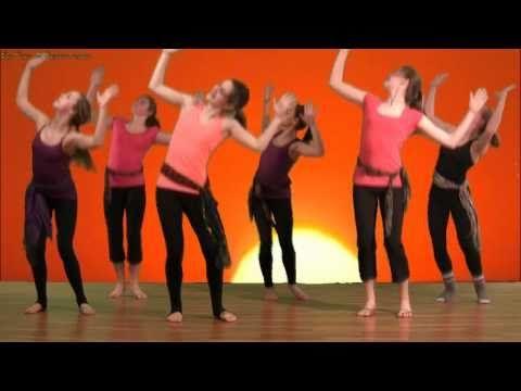 Waka Waka Shakira Dance Party - On The Floor Jennifer Lopez - Africa